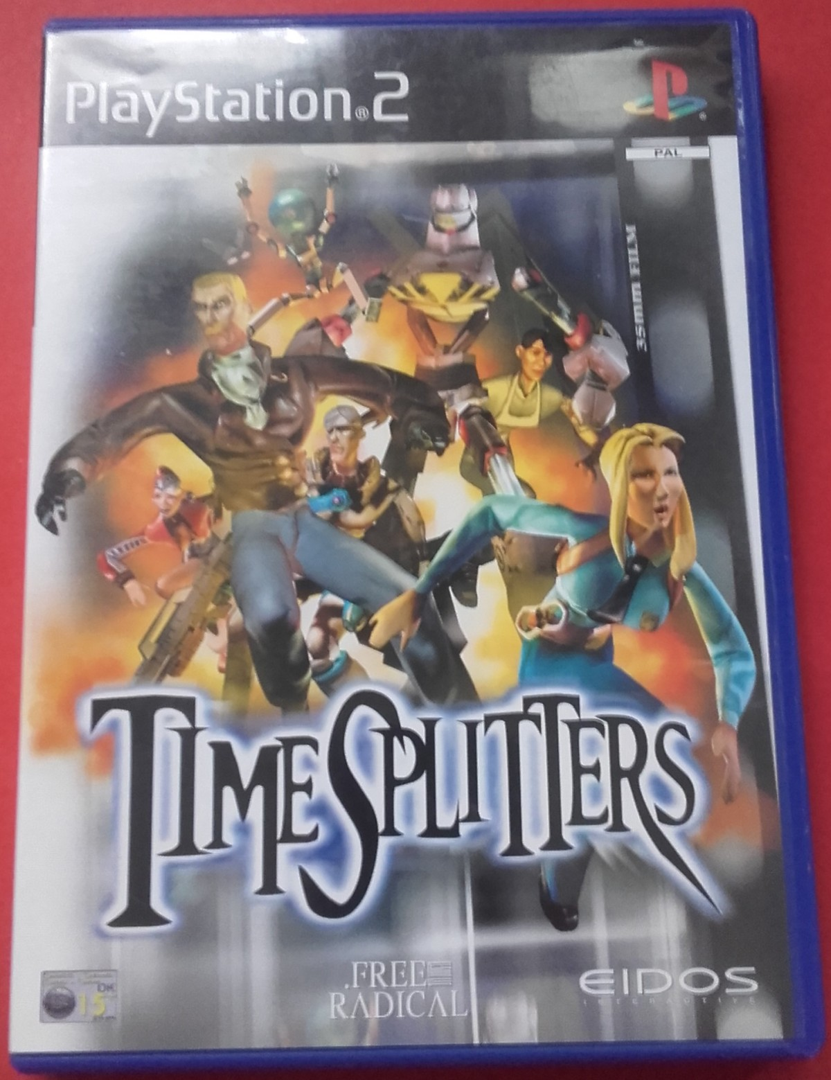 TimeSplitters – Critique