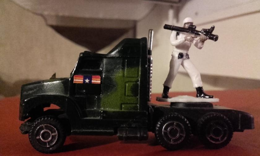 Convoi armé