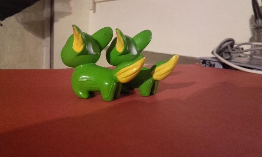 Double vert
