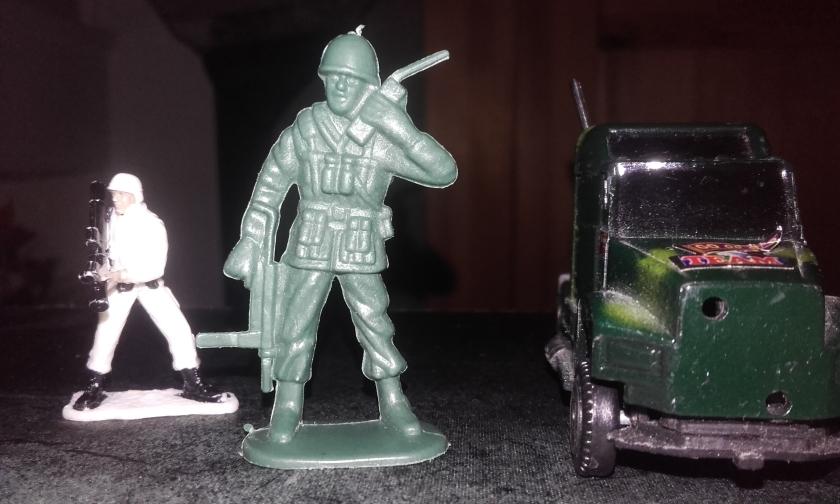 Les soldats de Zombos