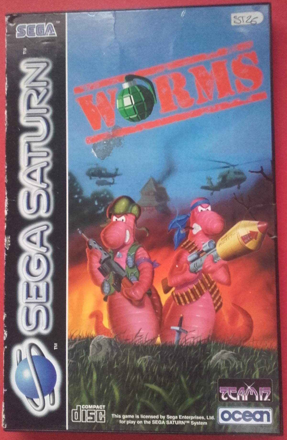 Worms (1ère génération) –Mini-Critique