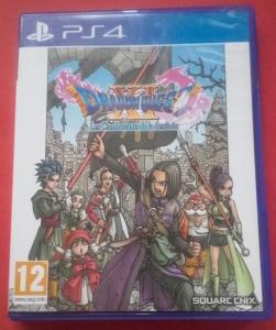 Dragon Quest XI Les Combattants de la destinée (Couverture japonaise)