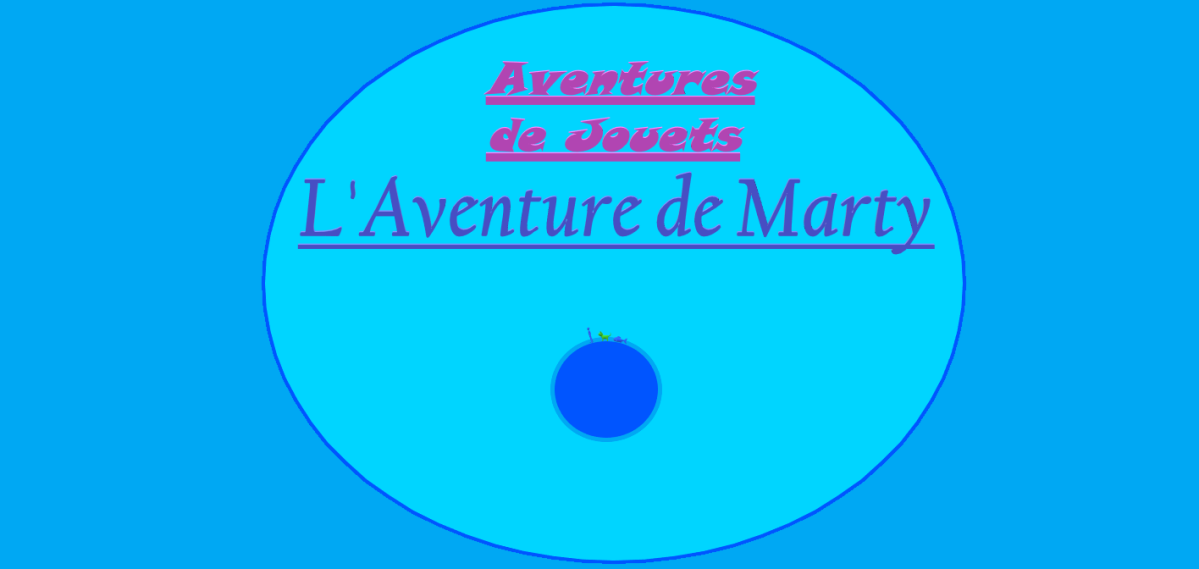 La sous-saga L'Aventure deMarty