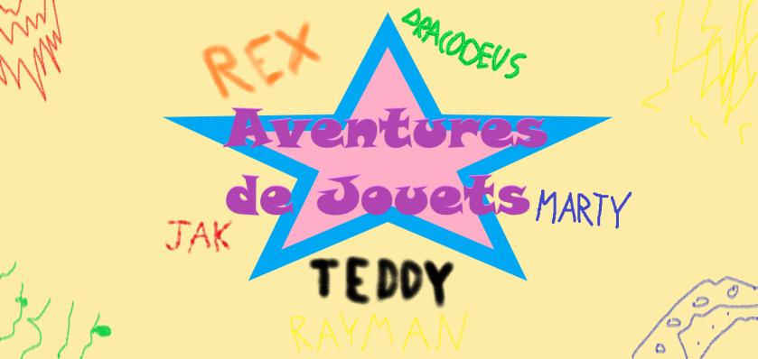 Aventures de Jouets - Logo