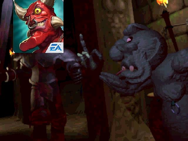 Fuck You DK's EA