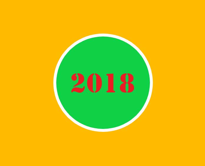 Le Point - Année 2018