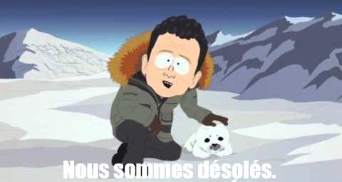 South Park - Nous sommes désolés