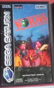 Worms (Saturn - Manuel)