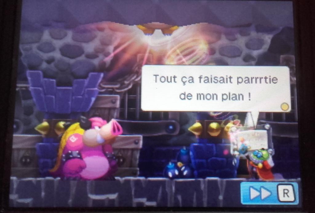 Mario & Luigi 3 Remake - Tout cela faisait partie de mon plan !