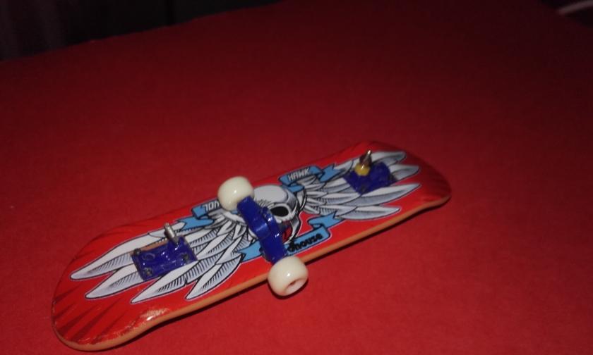 Skateboard et ses roues