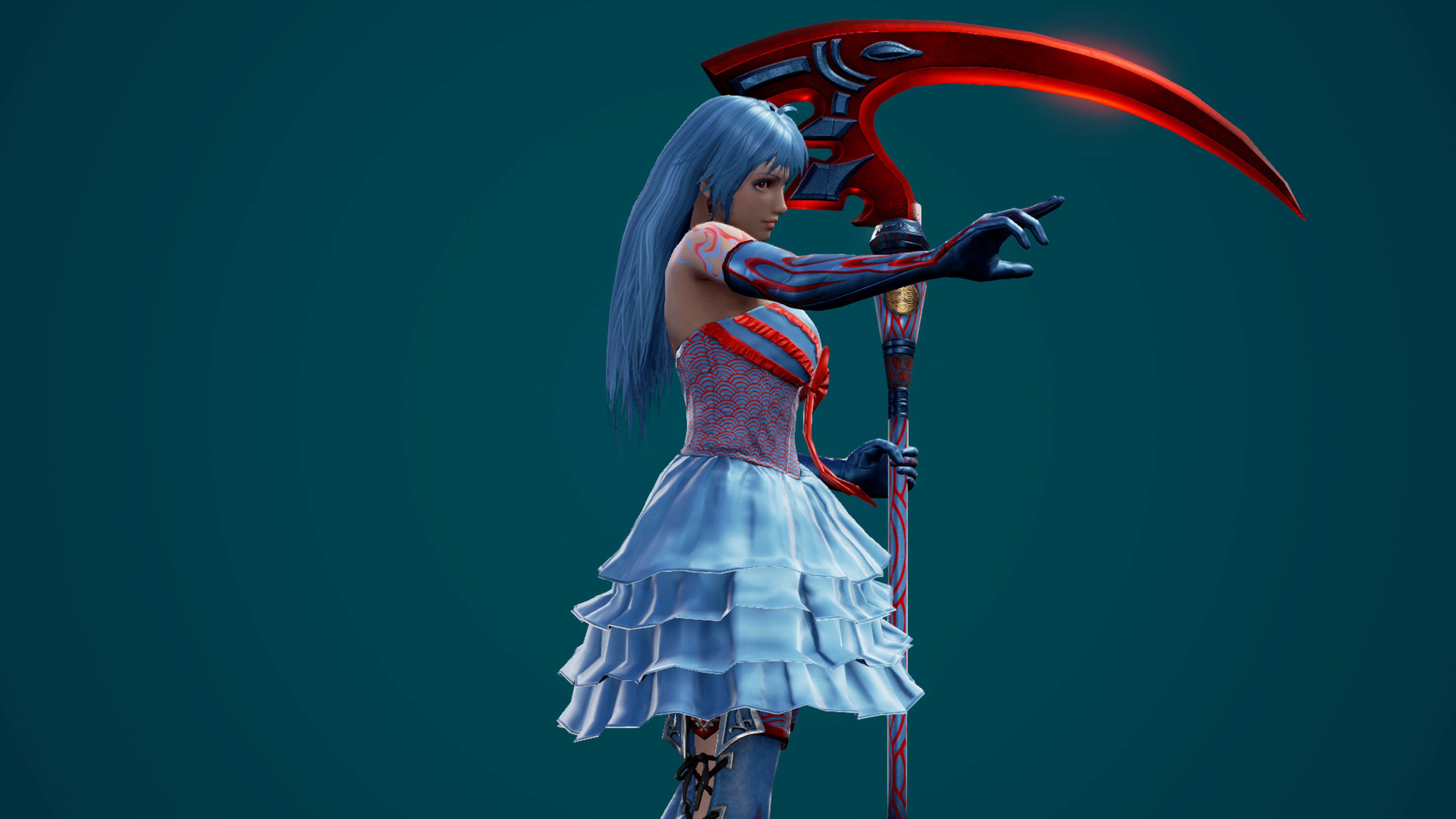 SOULCALIBUR™Ⅵ - Azura (8)