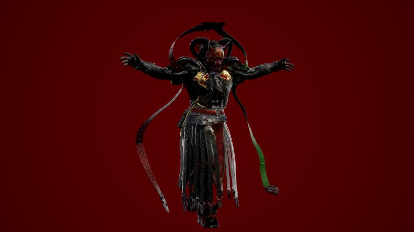 SoulCalibur VI - Mortamon Y. (Avatar du Jugement) (1)