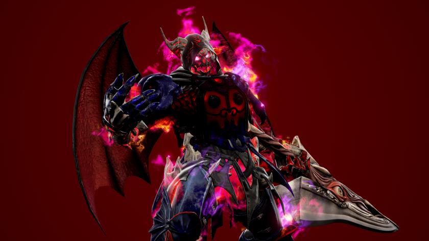 SOULCALIBUR™Ⅵ - Inferno (Seigneur Maléfique) (4)