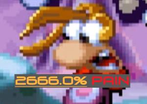 2666.0% PAIN