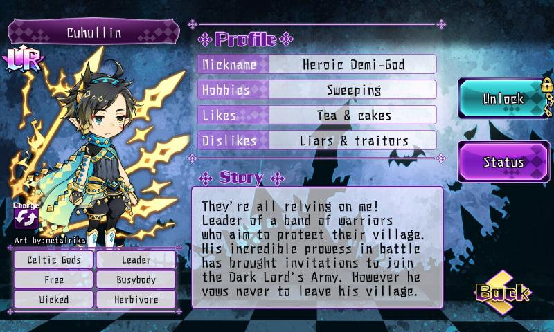 Fallen Princess - Cuhullin (LR)