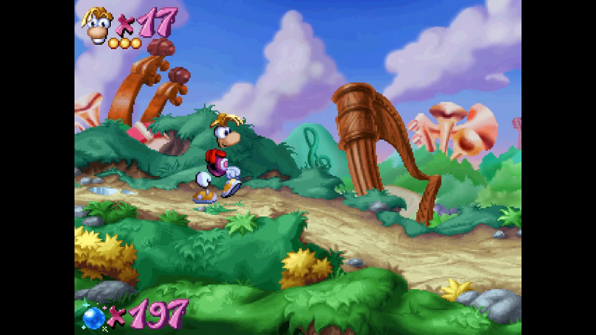 Rayman Redemption - Gameplay Demo