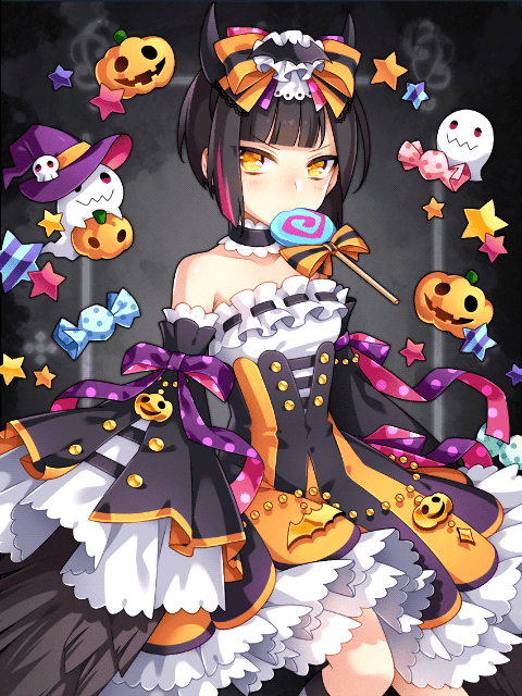 Fallen Princess - Halloween Corvus