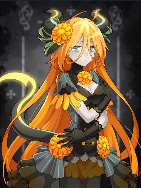 Fallen Princess - Marigold