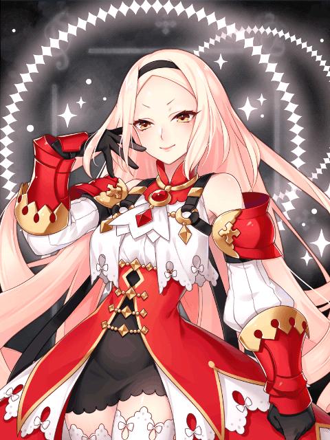 Fallen Princess - Zenobia