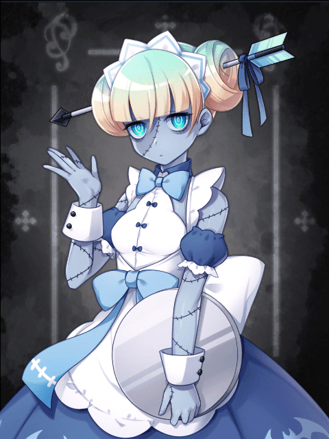 Fallen Princess - Zombie Maid