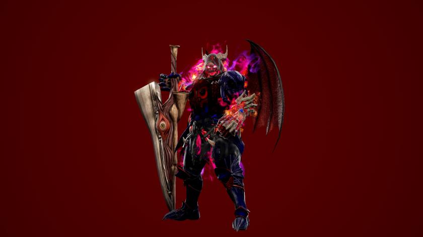 SoulCalibur VI - Inferno (Seigneur Maléfique) (1)