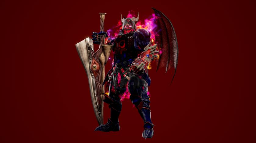 SoulCalibur VI - Inferno (Seigneur Maléfique) (2)