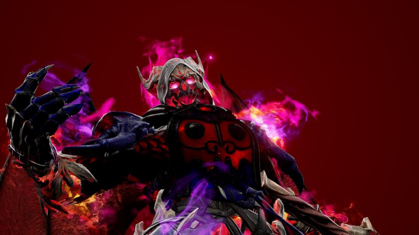 SoulCalibur VI - Inferno (Seigneur Maléfique) (4)