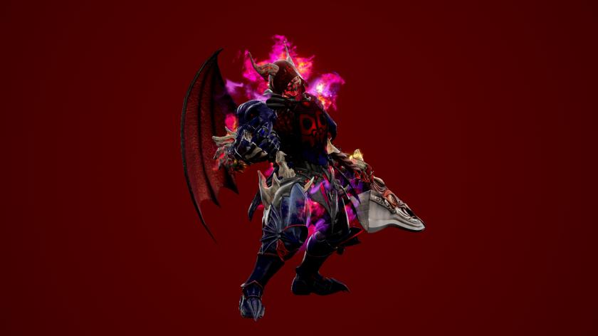 SoulCalibur VI - Inferno (Seigneur Maléfique) (5)