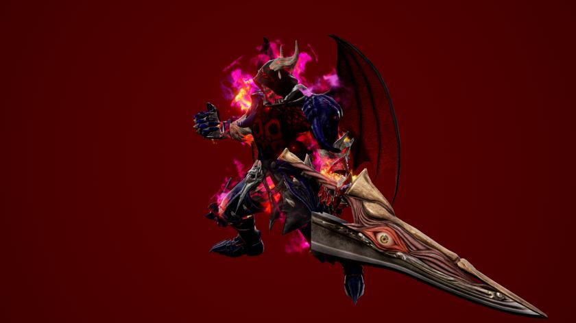 SoulCalibur VI - Inferno (Seigneur Maléfique) (6)