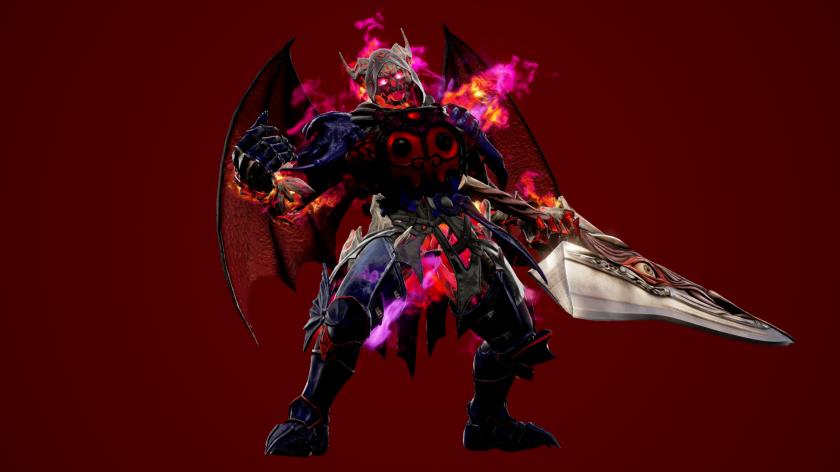 SoulCalibur VI - Inferno (Seigneur Maléfique)