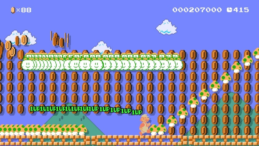 Super Mario Maker - Fun Paradise