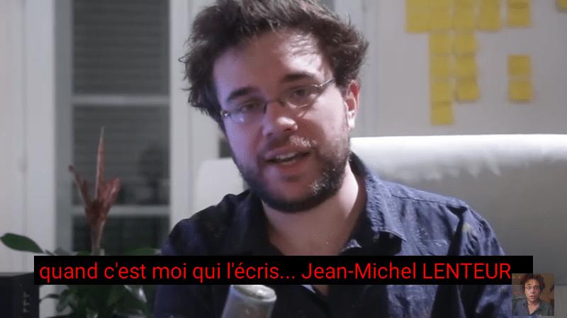 Antoine Daniel - Jean-Michel Lenteur