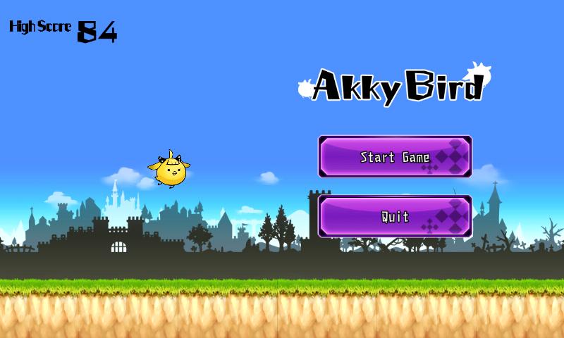 Fallen Princess - Akky Bird