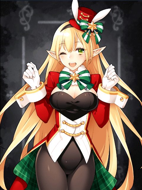 Fallen Princess - Christmas Elfie (Ultra-Rare)