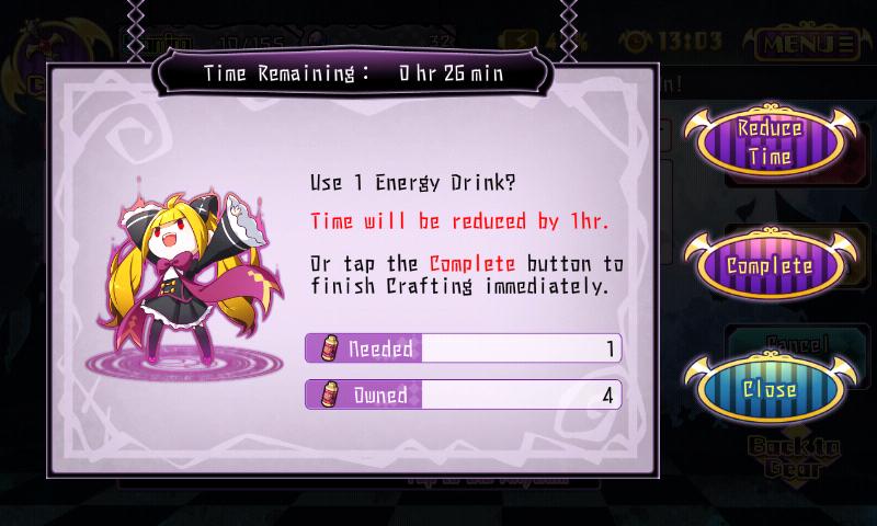Fallen Princess - Energy Drink