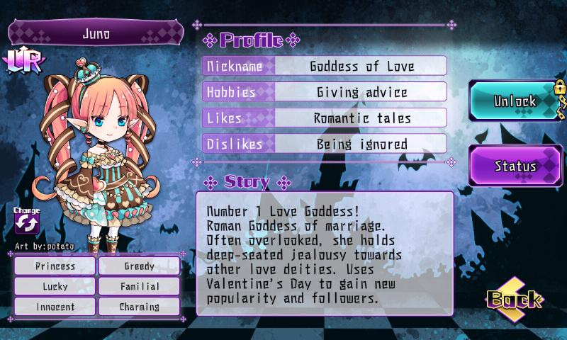 Fallen Princess - Juno (LR)