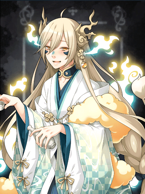 Fallen Princess - New Year Qilin