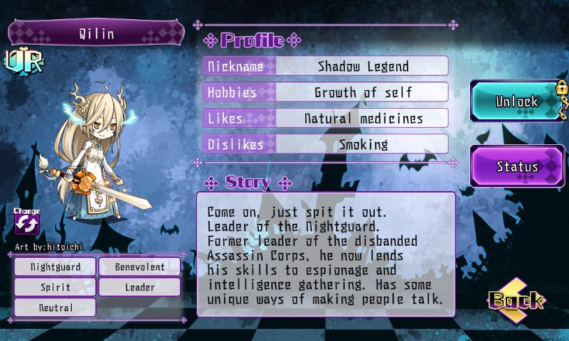 Fallen Princess - Qilin