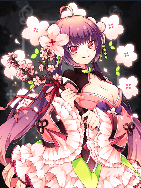 Fallen Princess - Sakuya-Hime