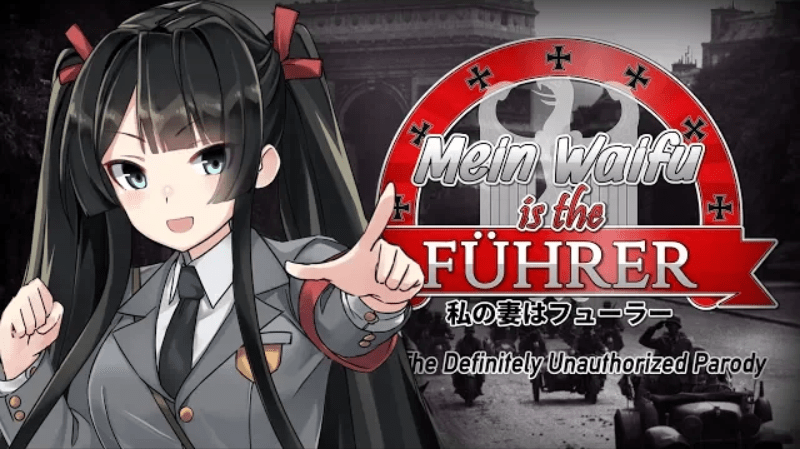 Mein Waifu is the Fürher