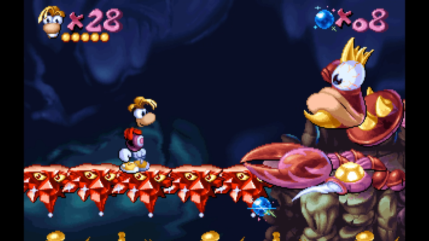 Rayman Forever - Partie 13