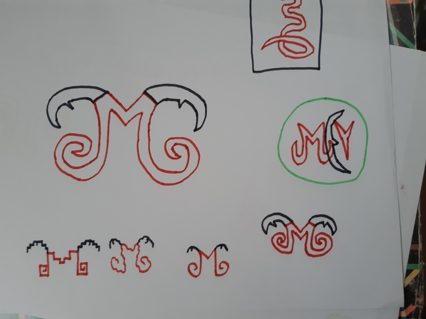 Symbôles M
