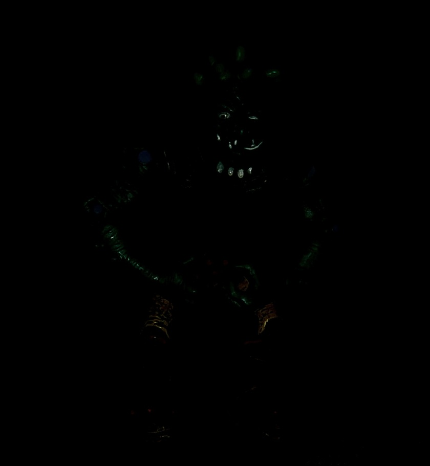 Zombos dans les ténèbres