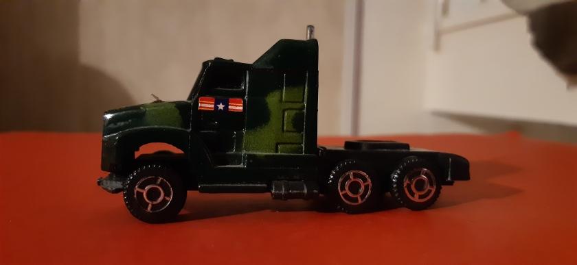 Camion sans Camionneur