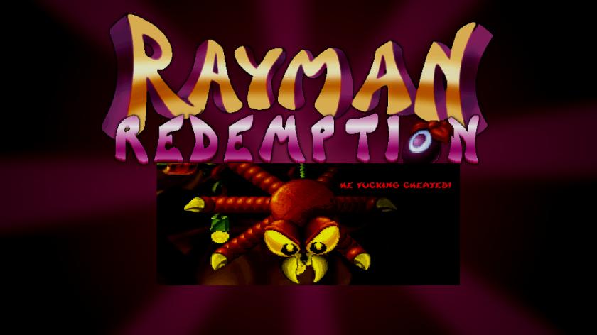 Darker Rayman Spidemption