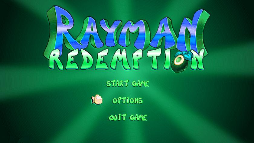 Rayman Toydemption