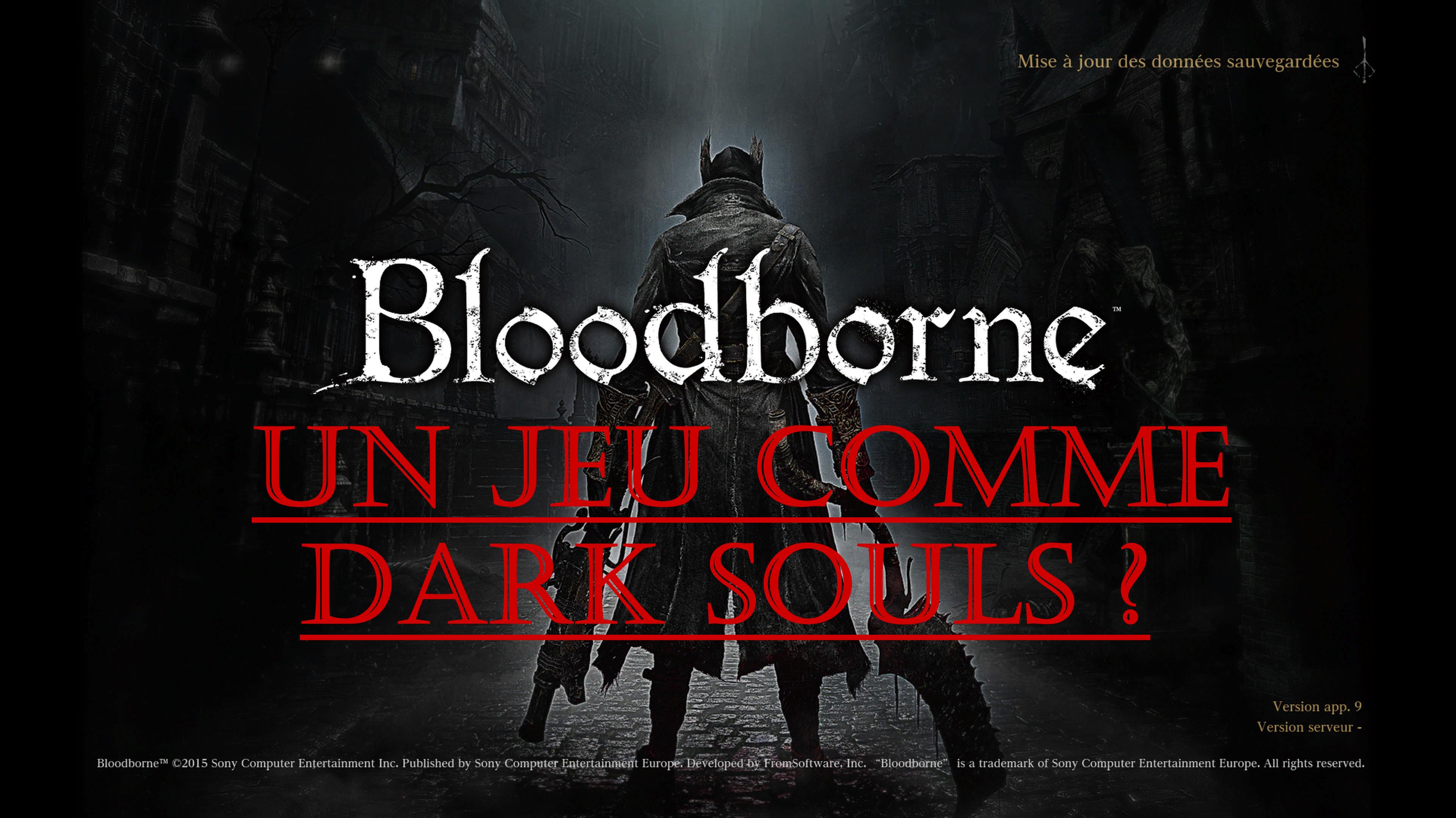 Dark Souls est-il le Dark Souls des Dark Souls ?